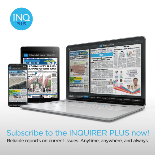 Inquirer Plus