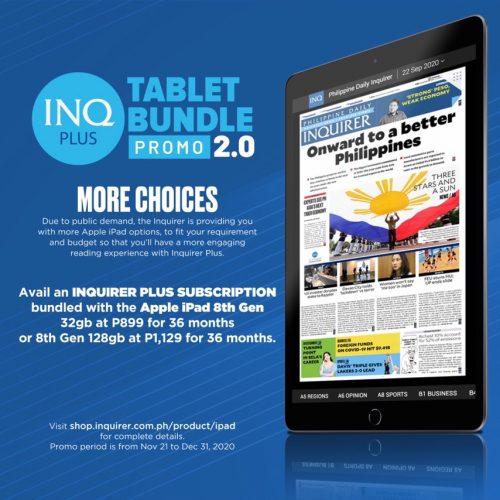 Inquirer Plus