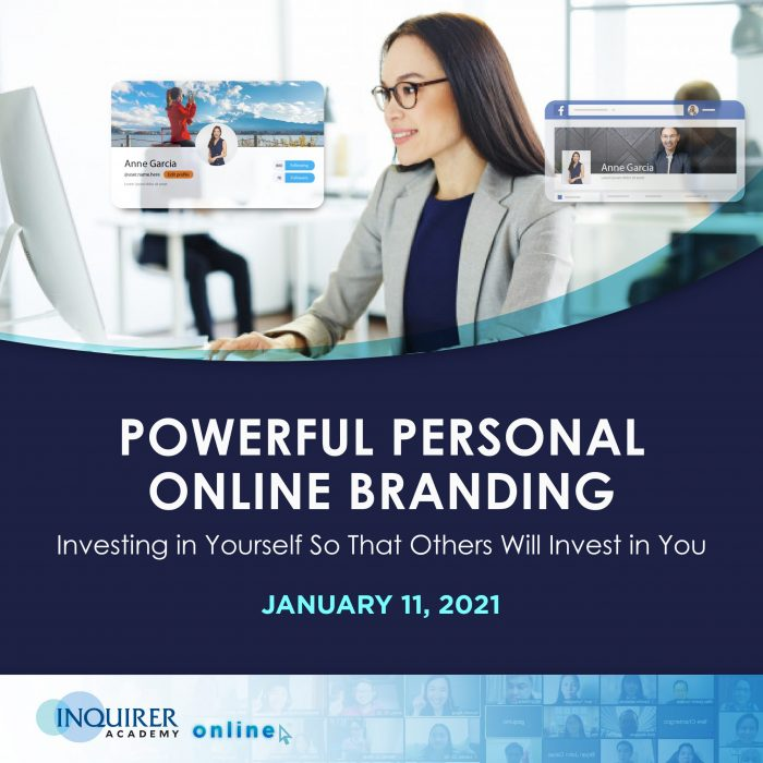 Powerful Personal Online Branding
