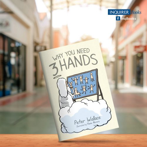 Why You Need 3 Hands by Peter Wallace