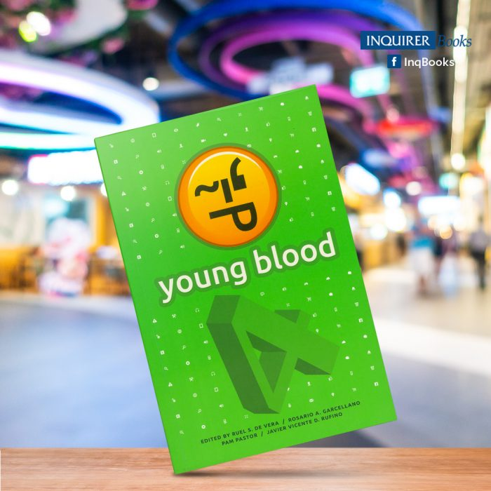 Young Blood 4 by Ruel S. De Vera, et al.