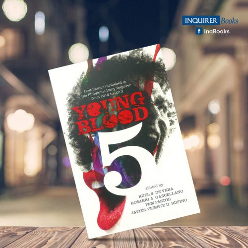 Young Blood 5 by Ruel S. De Vera, et al.