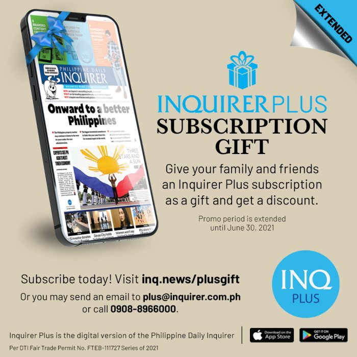 Gift a Subscription