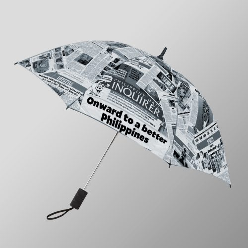 INQSHOP MERCH umbrella