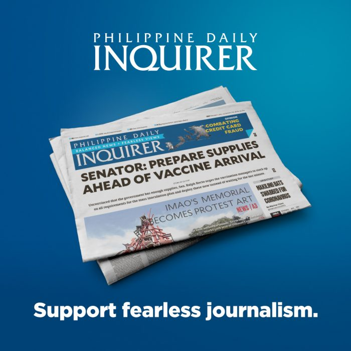 Inquirer Print Subscription