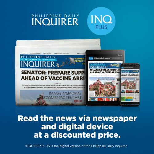 Inquirer Print Digital Bundle