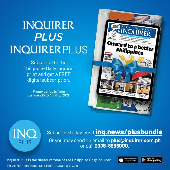 INQPLUS P99 Promo