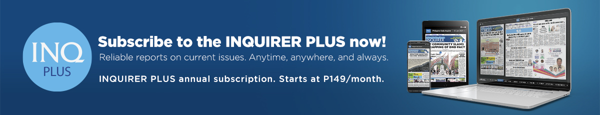 Inquirer Plus 30 Day Trial
