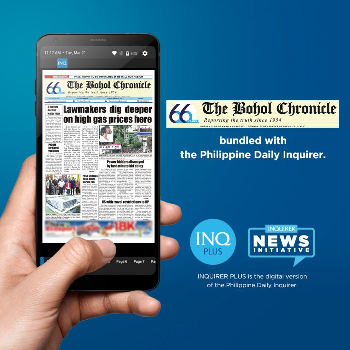 The Bohol Chronicle